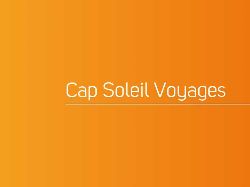 Cap Soleil Voyages