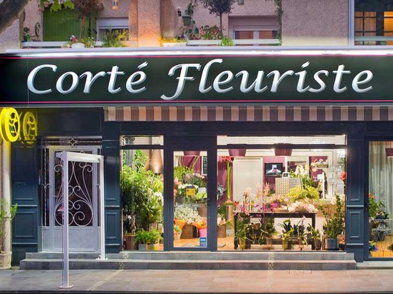 Corté Fleuriste